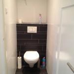 03 Toilet - Renovatie - Pannekoekstraat 78 - Rotterdam - Joh Visser & Zoon