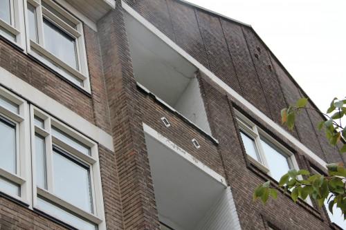 Onderhoud - beton werkzaamheden - Halstraat Rotterdam - 07 - vooraf